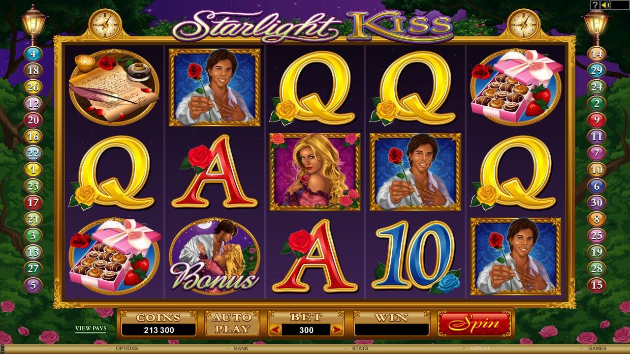 Free Kiss Slots