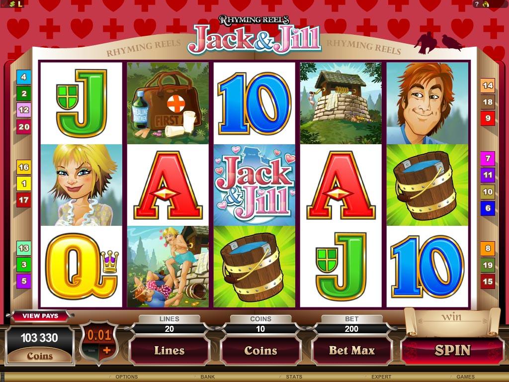 Luxury Casino games