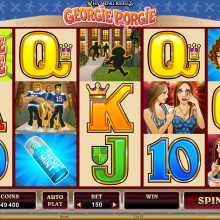 Georgie Porgie™ Slot Machine Game to Play Free in Microgamings Online Casinos