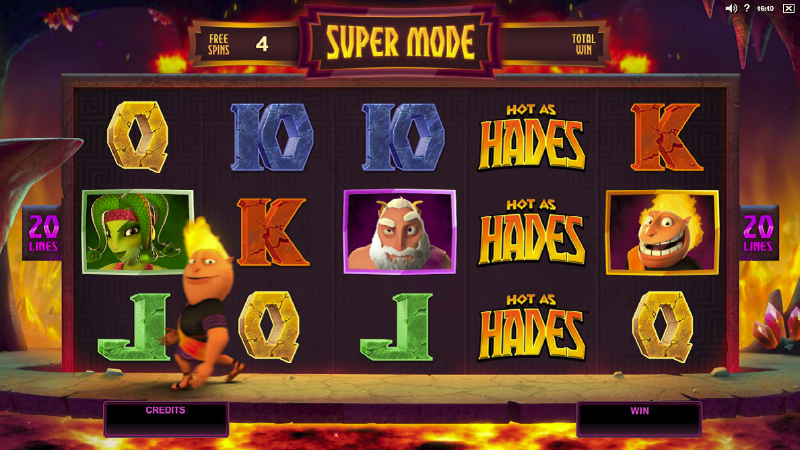 Zeus vs Hades Slots - Play the Online Slot for Free