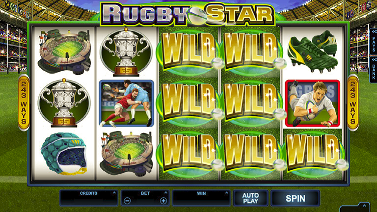 Rugby Star 1