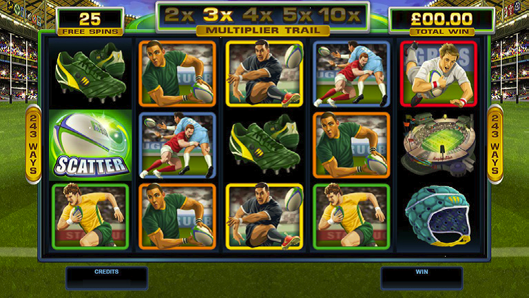Rugby Star 2